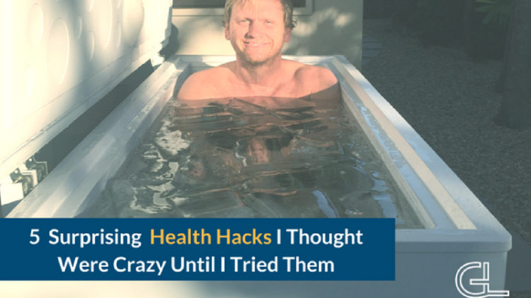 Wordpress Blog Cover 5 Surprising Health Hacks I Thought Were Crazy Until I Tried Them