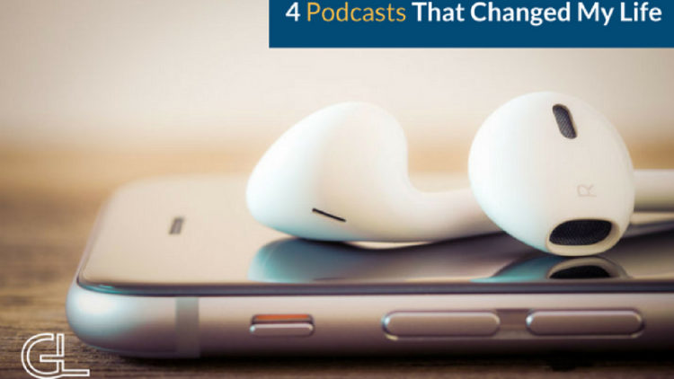 Wordpress Blog Cover Podcasts That Changed My Life